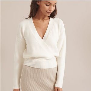 Modern Citizen Elena Cropped Sweater - Small